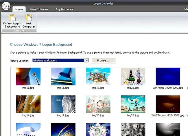 Prent getiteld Verander Windows 7 Login Agtergrond Stap 2