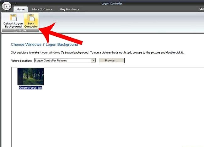 Prent getiteld Verander Windows 7 Login Agtergrond Stap 4
