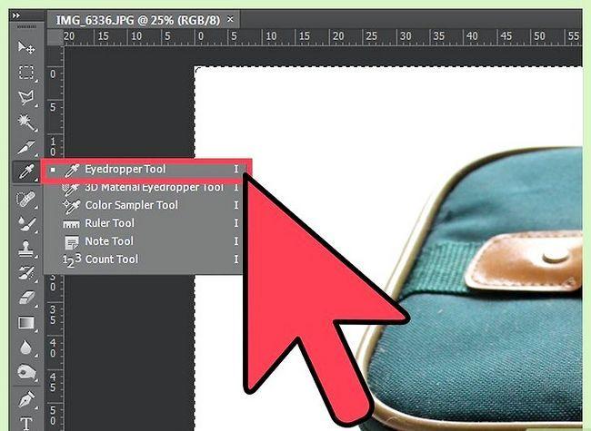 Prent getiteld Verander `n agtergrond in Adobe Illustrator Stap 2