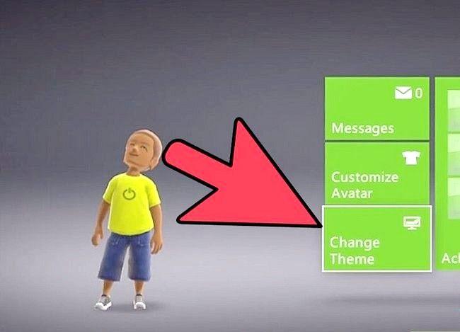 Beeld getiteld Verander `n Xbox Tema Stap 4