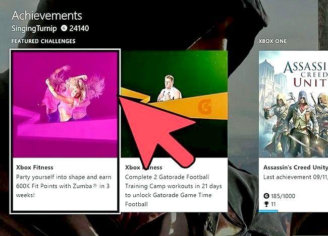 Prent getiteld Verander `n Xbox Tema Stap 9