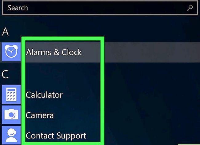 Beeld getiteld `n Ringtoon verander op `n Windows Phone Stap 2