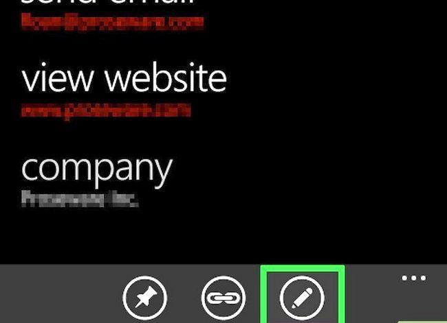 Beeld getiteld `n Ringtoon verander op `n Windows Phone Stap 23