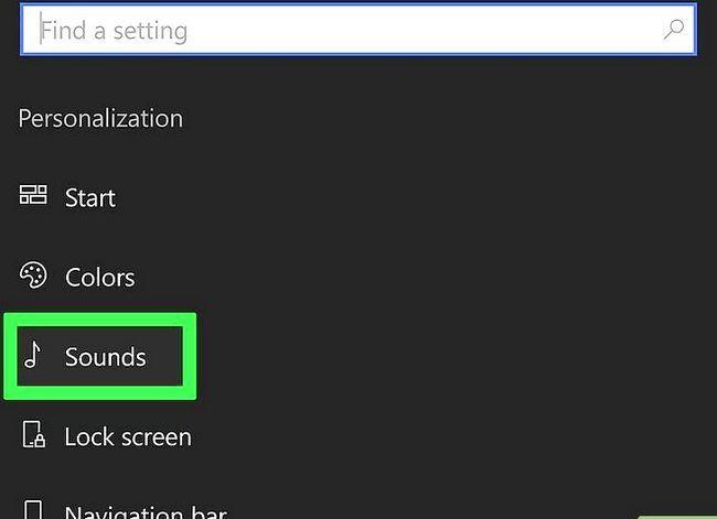 Beeld getiteld `n Ringtoon verander op `n Windows Phone Stap 5