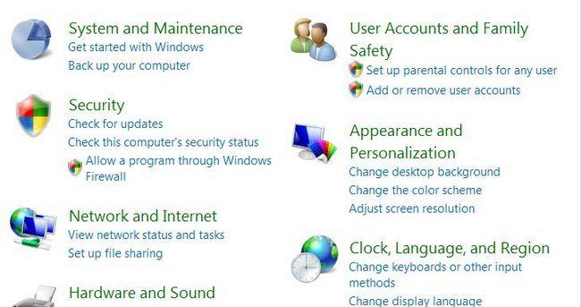 Beeld getiteld Verander die kleurskema in Windows Vista Stap 2