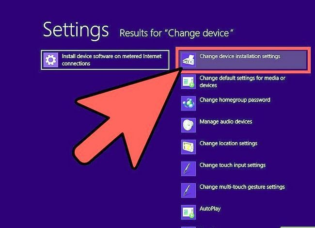 Prent titel Installeer instellings vir installeer installering in Windows 8 Stap 2