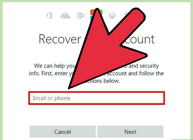 Beeld getiteld Verander Microsoft Outlook Password Stap 15