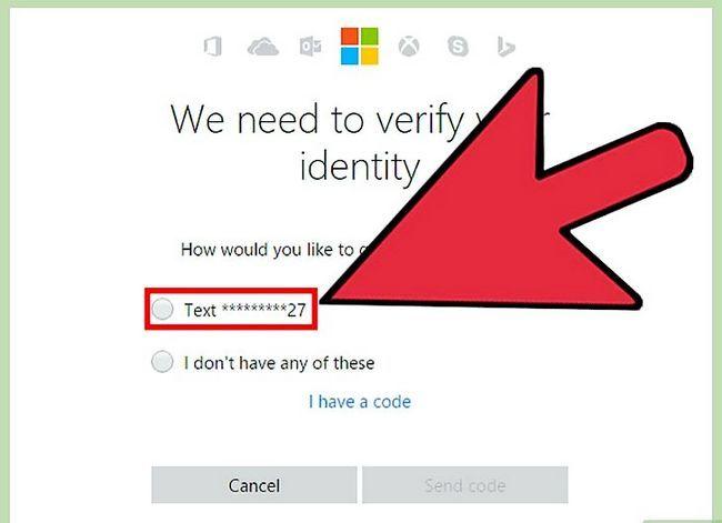 Beeld getiteld Verander Microsoft Outlook Wagwoord Stap 16