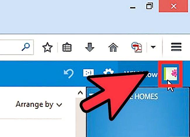 Prent getiteld Verander `n Hotmail rekening wagwoord Stap 2