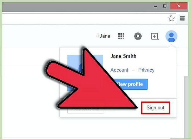 Prent getiteld Verander Gmail-adres Stap 1