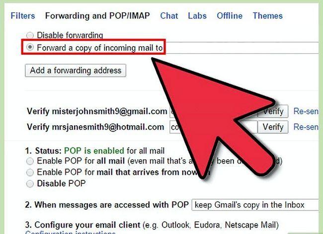 Beeld getiteld Verander Gmail-adres Stap 12
