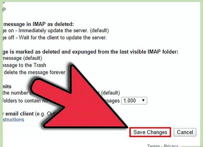 Beeld getiteld Verander Gmail-adres Stap 13