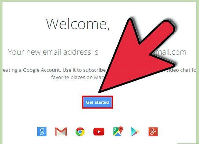 Beeld getiteld Verander Gmail-adres Stap 5