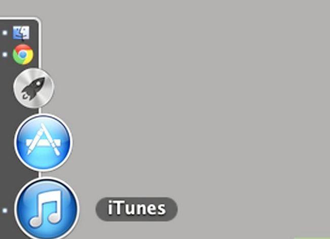Prent getiteld Verander gemagtigde rekenaars in iTunes Stap 1Bullet1