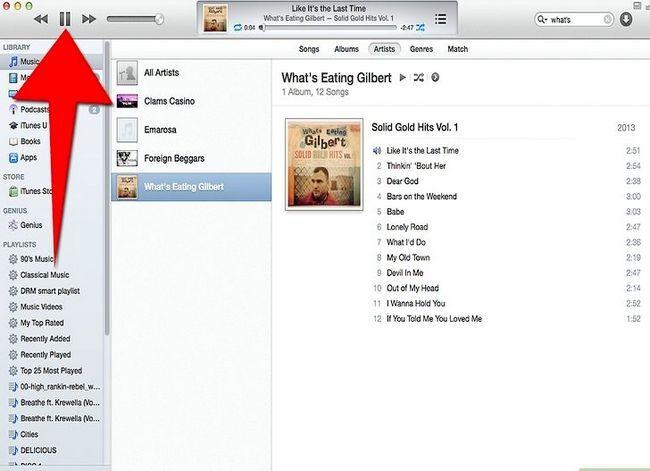 Prent getiteld Verander gemagtigde rekenaars in iTunes Stap 3Bullet2