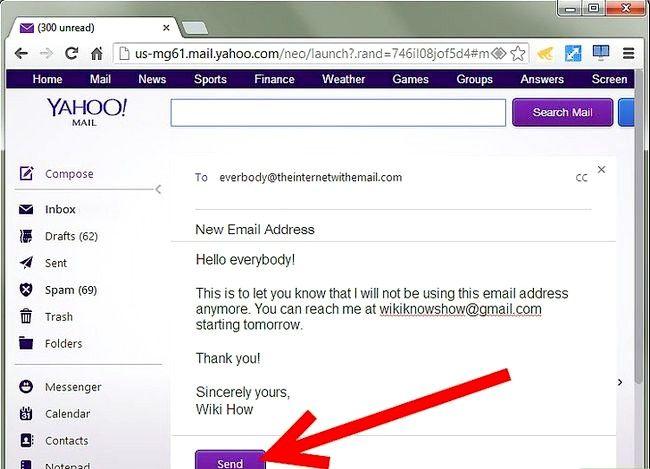 Prent getiteld Skakel e-pos adres na Gmail Stap 3