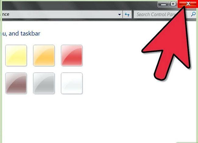 Beeld getiteld Verander Windows 7 in Windows Vista Stap 10
