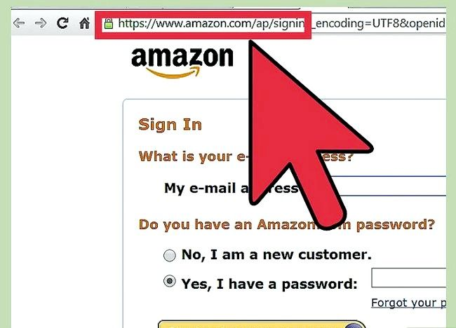 Prent getiteld Kanselleer Amazon Prime Step 1