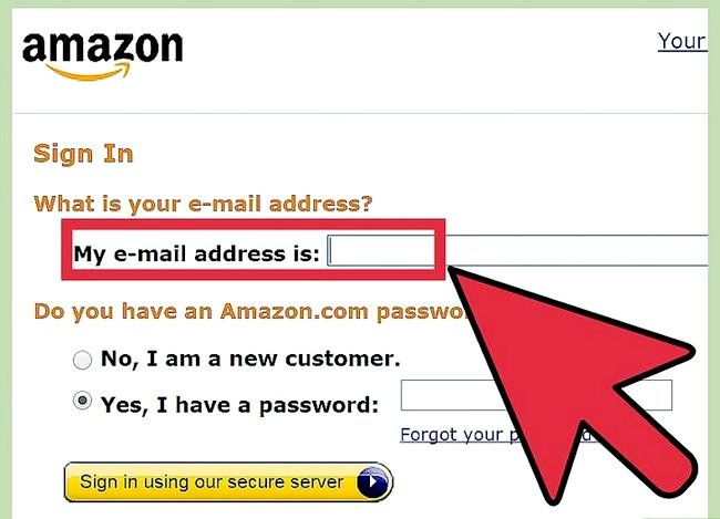 Prent getiteld Kanselleer Amazon Prime Step 2