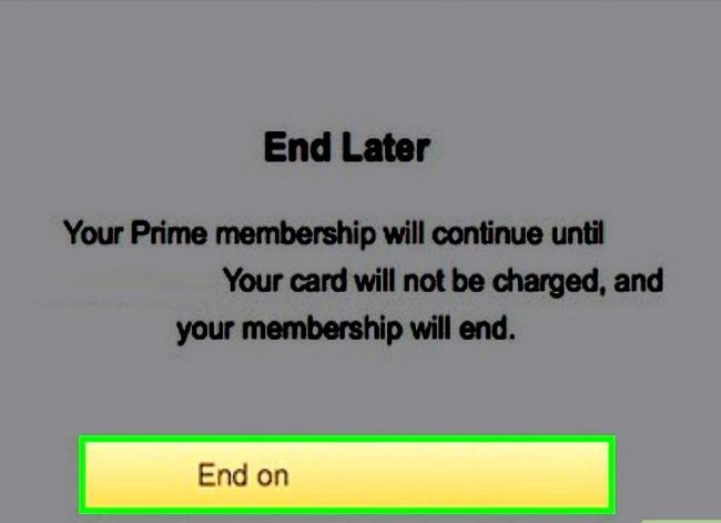 Prent getiteld Kanselleer `n Amazon Prime Free Trial Stap 14