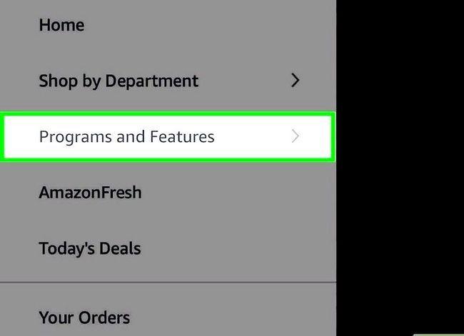 Prent getiteld Kanselleer `n Amazon Prime Free Trial Stap 3