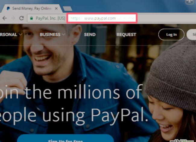 Prent getiteld Kanselleer `n PayPal-inskrywing Stap 1.jpg