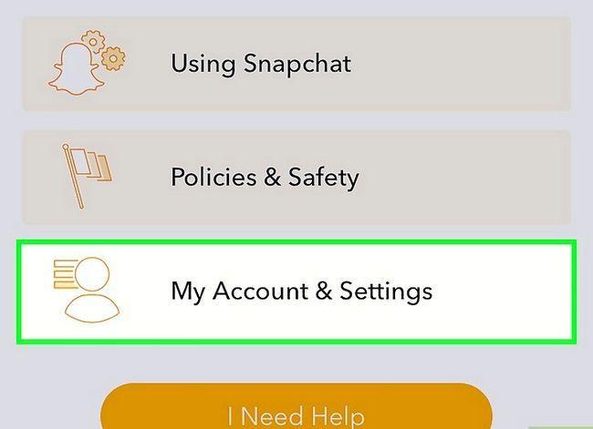 Prent getiteld Teken uit Snapchat Stap 13