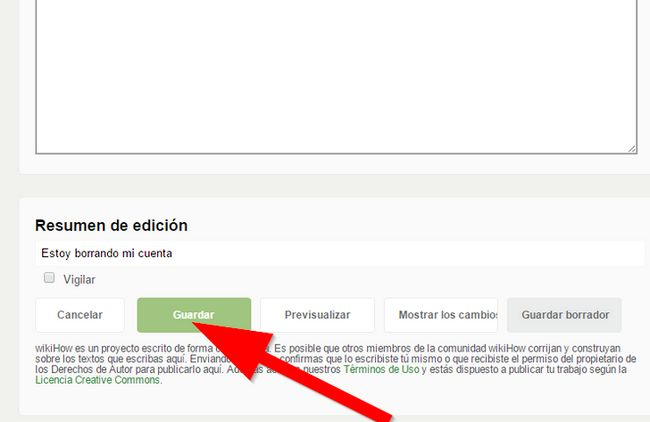 Prent getiteld Sluit jou wikiHow rekening Stap 2.3.jpg