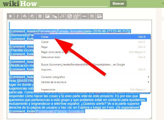 Prent getiteld Sluit jou wikiHow rekening Stap 3.1.jpg