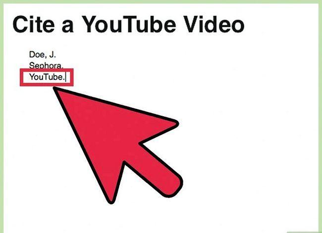 Prent getiteld Maak `n YouTube-video Stap 1 aan