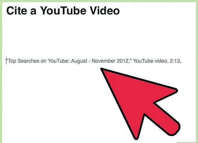Prent getiteld Sit `n YouTube Video Stap 15