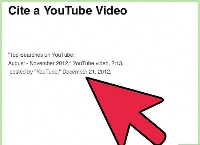 Prent getiteld Sit `n YouTube Video Stap 17