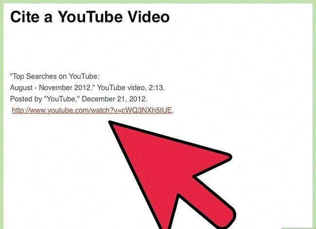 Prent getiteld Sit `n YouTube Video Stap 19