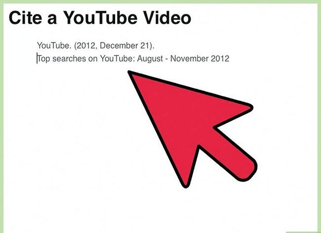 Prent getiteld Sit `n YouTube Video Stap 3