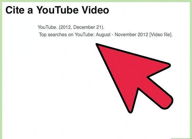 Prent getiteld Sit `n YouTube Video Stap 4