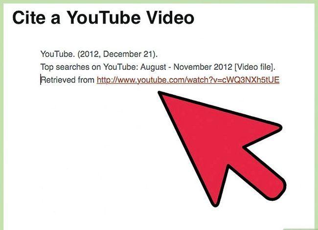 Prent getiteld Sit `n YouTube Video Stap 5