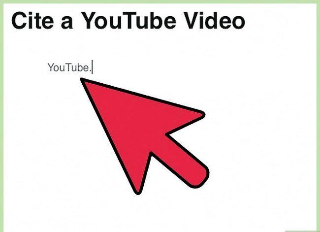 Prent getiteld Sit `n YouTube Video Stap 6