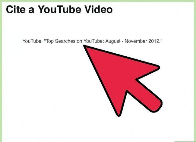 Prent getiteld Sit `n YouTube Video Stap 7