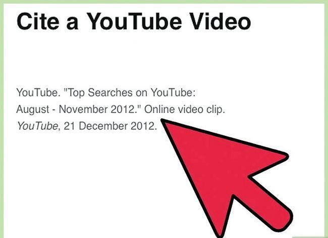 Prent getiteld Sit `n YouTube Video Stap 10