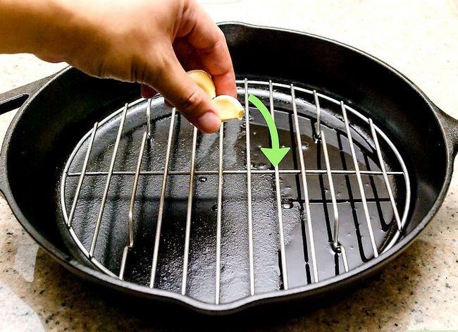 Prent getiteld Kook Vark Barbecue Stap 1