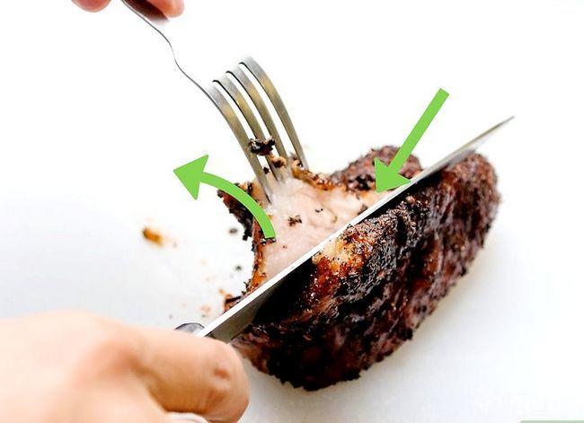 Prent getiteld Kook Vark Barbecue Stap 14