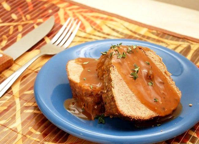 Image getiteld Cook Eye of Round Roast Finaal