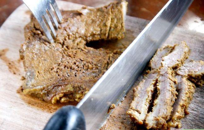Prent getiteld Cook Skirt Steak Stap 8