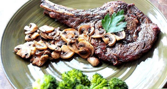 Prentjie getiteld Kook `n Goeie Taste-Steak