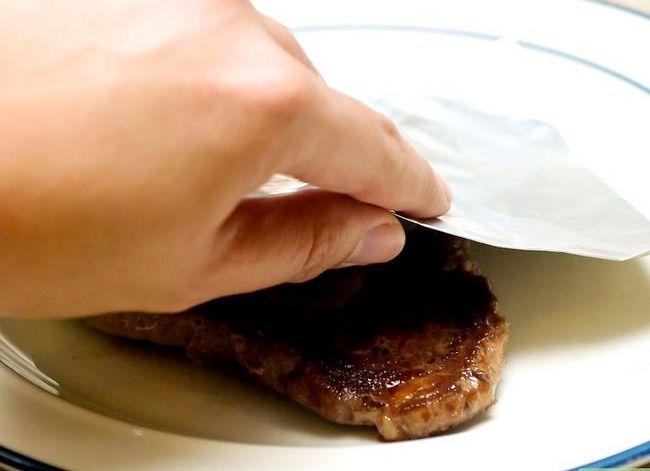 Prent getiteld Kook Medium Skaars Steak Stap 13