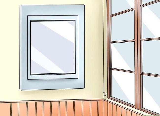 Prent getiteld Gebruik Mirrors vir Good Feng Shui Stap 6