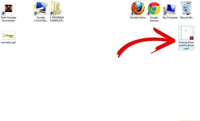 Prent getiteld Plaas `n Google Doc op `n Flash Drive Stap 5