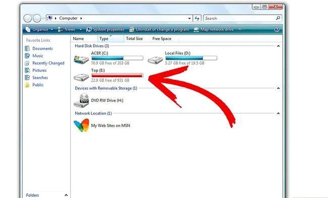 Prent getiteld Plaas `n Google Doc op `n Flash Drive Stap 6