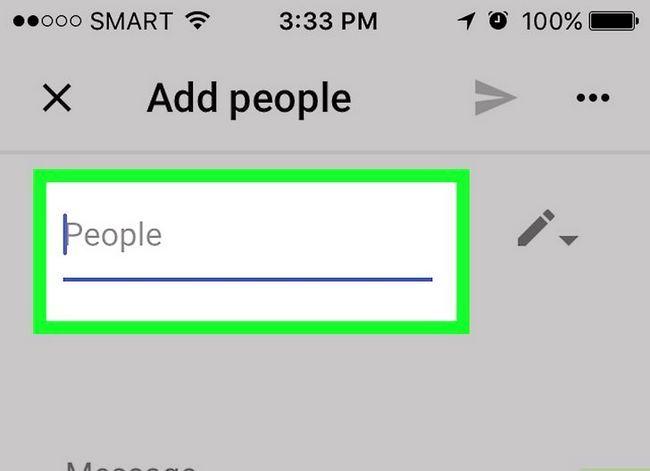 Prent getiteld Deel `n Google Drive-lêer Stap 5