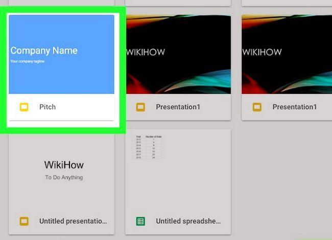 Prent getiteld Deel `n Google Drive-lêer Stap 9